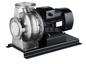 TS型不锈钢卧式单级离心泵