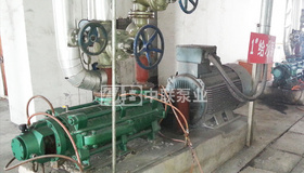 江苏某危险废物焚烧炉系统锅炉给水泵设计方案