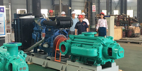 中联泵业顺利通过API认证