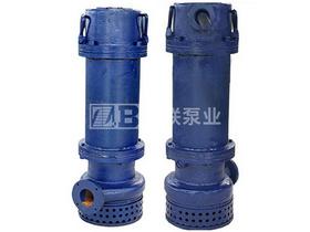 WQB系列矿用防爆型排污潜水泵