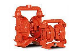 威尔顿BQG系列煤矿气动隔膜泵