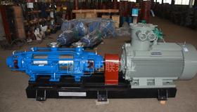 四川迅升油气DFP自平衡耐腐蚀多级离心泵配柴油机