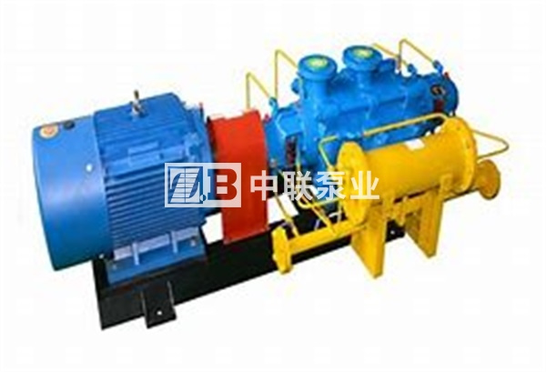 锅炉循环泵