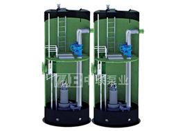ZBGRP智能一体化预制式泵站