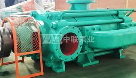 江西赣州萤石矿3台流量60m?/h85-45x4矿用多级离心泵