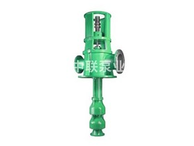 防洪排涝立式长轴泵