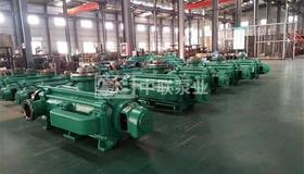 贵州某煤业发展有限责任公司采购MD85-45*4P自平衡多级泵