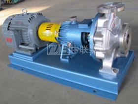 IH系列第五代国际标准化工流程泵
