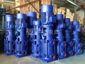 DLR型立式热水管道增压泵