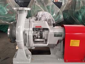 AZ型化工用耐腐蚀纸浆浆料泵