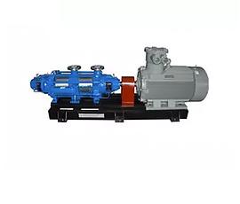 自平衡多級泵