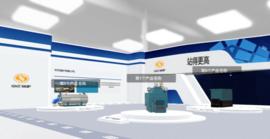 制造企業數字化三維展廳建設服務(展示型)