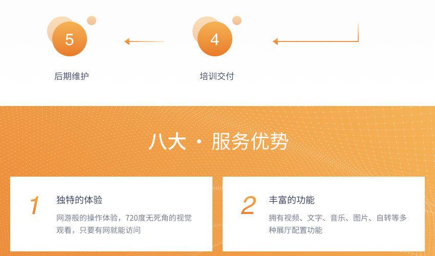 制造企業數字化三維展廳建設服務_13
