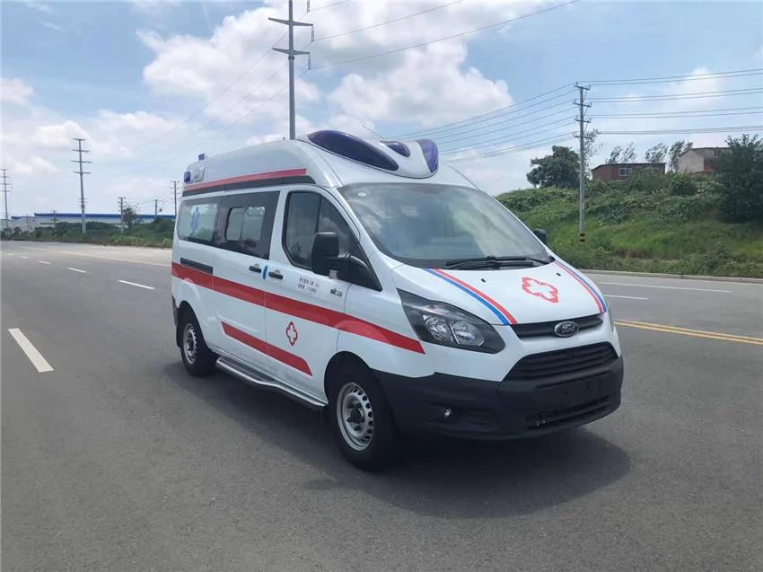 V362轉運型江鈴福特全順救護車