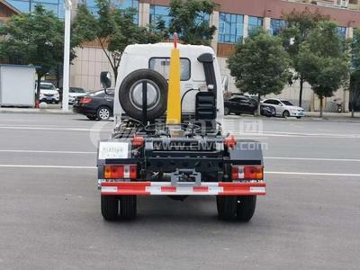 <b>福田小卡【3~4方】車廂可卸式垃圾車</b>