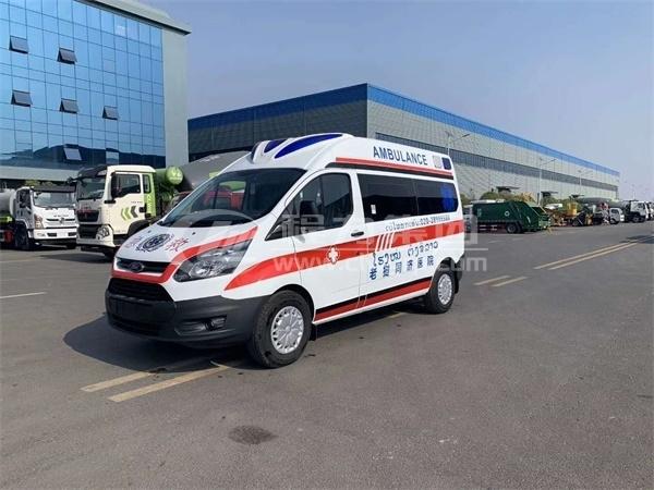 362型福特全順監護型救護車1