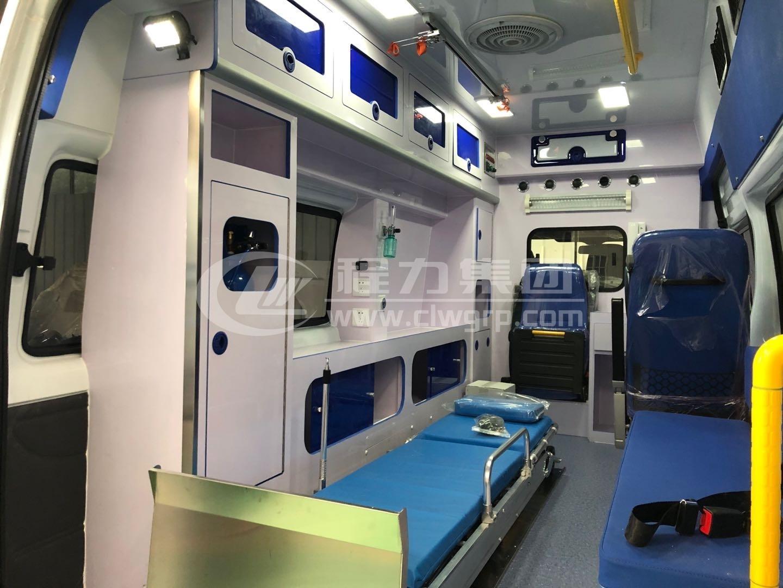348型福特全順監護型救護車10