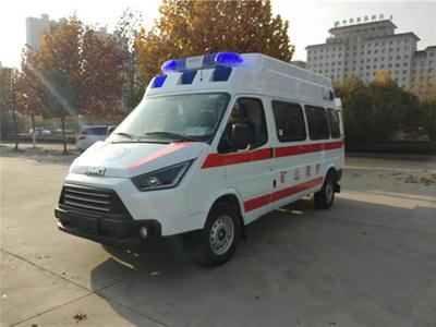 江鈴特順礦山救護車