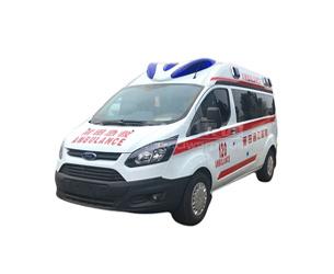 福特全順救護車