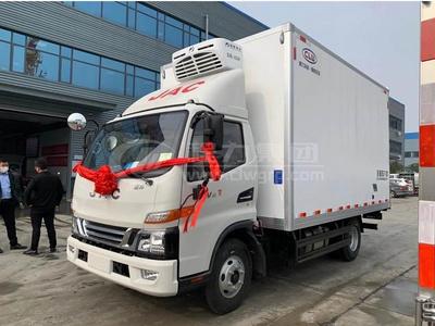 江淮駿鈴V6【4.2米】冷藏車