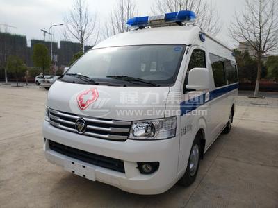 福田風景G9監護型救護車