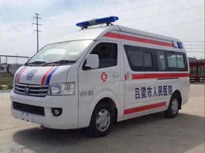 福田風景G9運輸型救護車