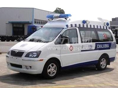 東風風行監護型救護車
