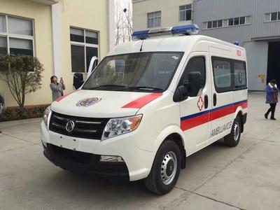 東風御風負壓型救護車