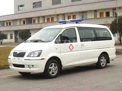 東風風行負壓救護車