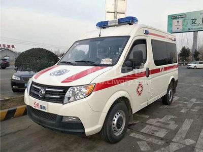 東風御風轉運型救護車