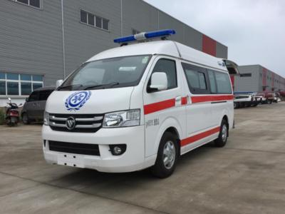 福田風景G7轉運型救護車