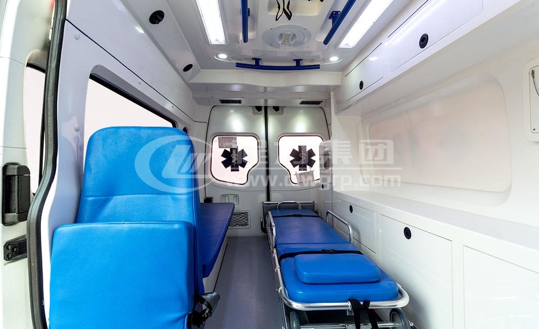 東風風行救護車