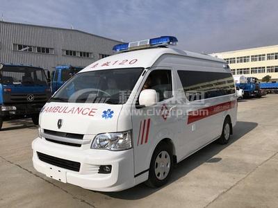 金杯大海獅救護車