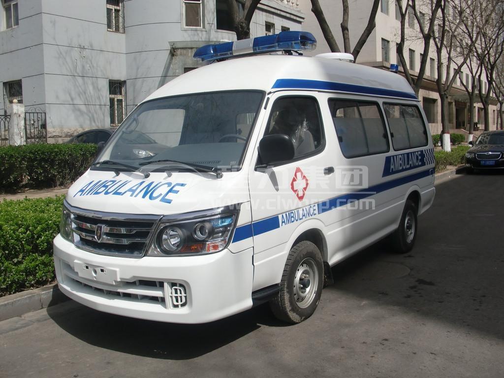 金杯經典海獅救護車1