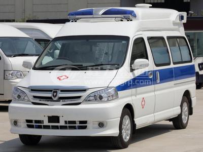 金杯閣瑞斯救護車