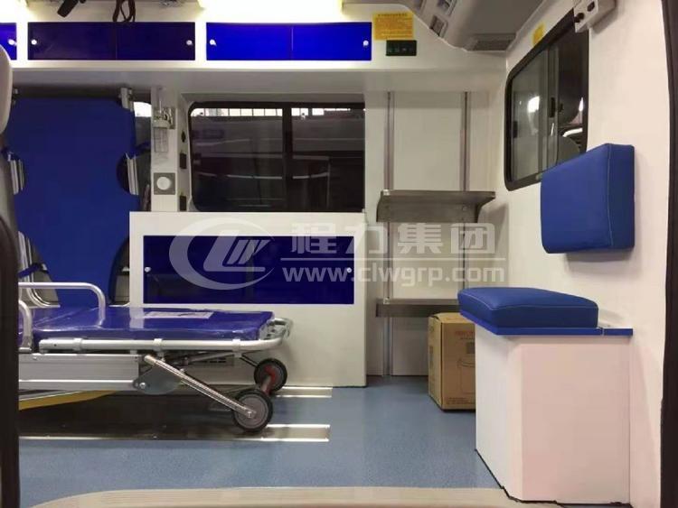 金杯經典海獅救護車