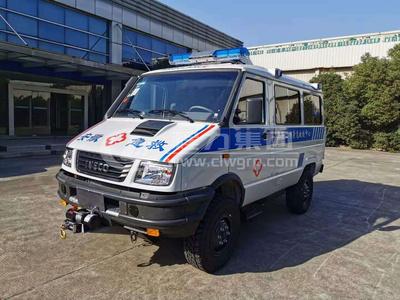 依維柯越野救護車