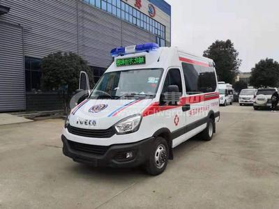 依維柯歐勝短軸版救護車