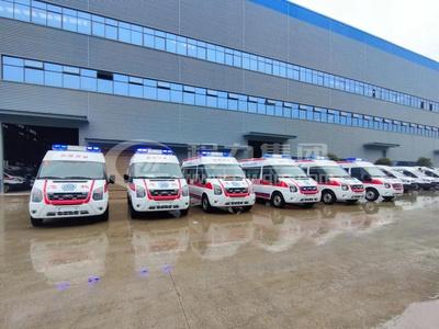 程力汽車集團醫療救護車馳援瑞麗,助力疫情防控!