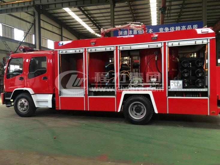 程力消防車