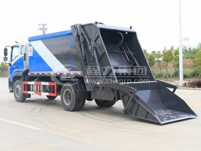<b>福田瑞沃【5方】藍牌壓縮垃圾車</b>