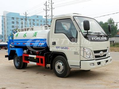 福田時代【2噸】小型灑水車