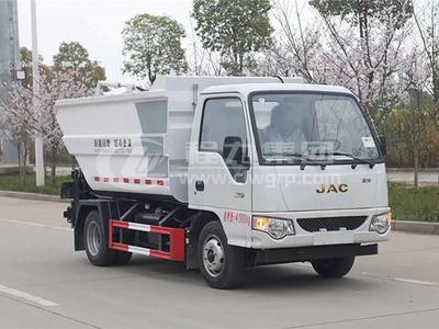 江淮康鈴壓縮式小型垃圾車