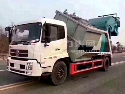 東風天錦【12方】多功能分類垃圾車