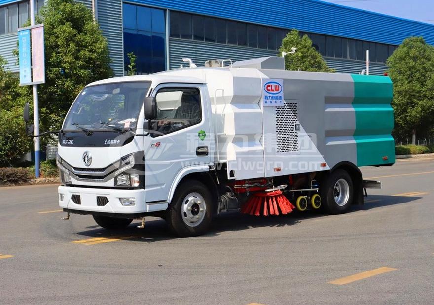 <b>東風多利卡【3噸】小型洗掃車</b>