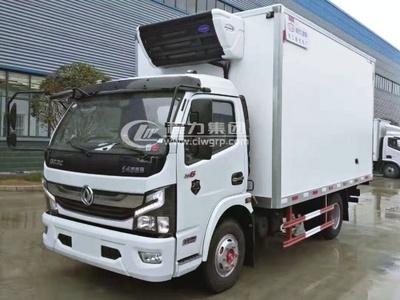 東風凱普特【4.8/5.1米】貨車冷藏車