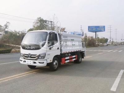 福田時代M3【5噸】灑水抑塵車