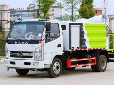 凱馬【2噸】小型藍牌抑塵車