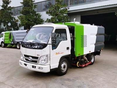 福田時代小卡【不上戶】小型吸塵車