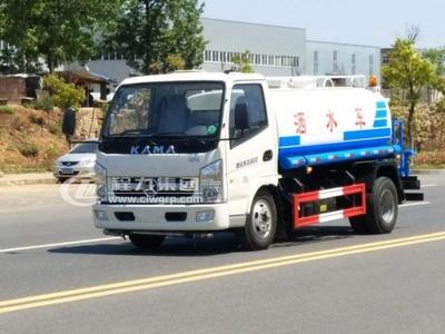 凱馬【5噸】園林噴灑灑水車